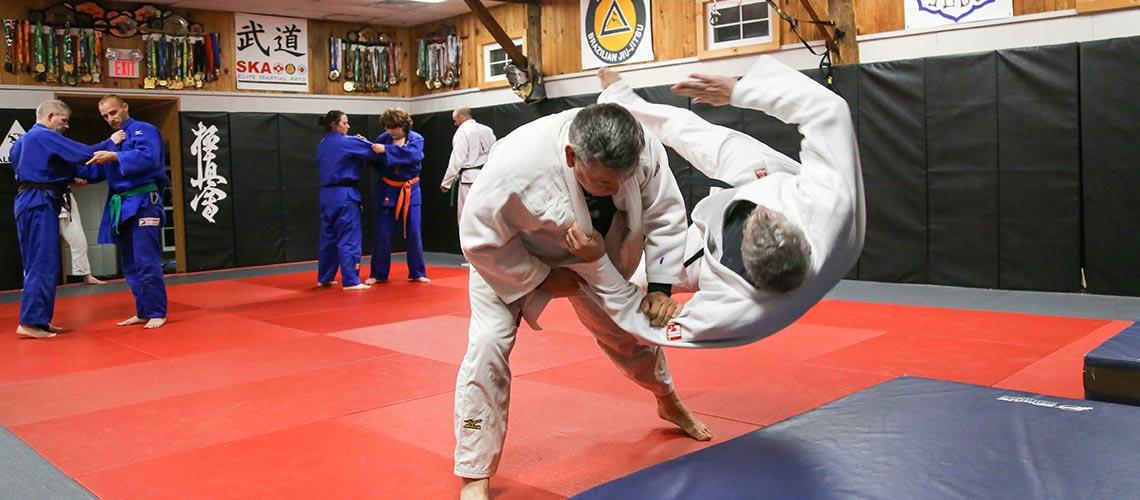 Judo Practice Saratoga Springs NY
