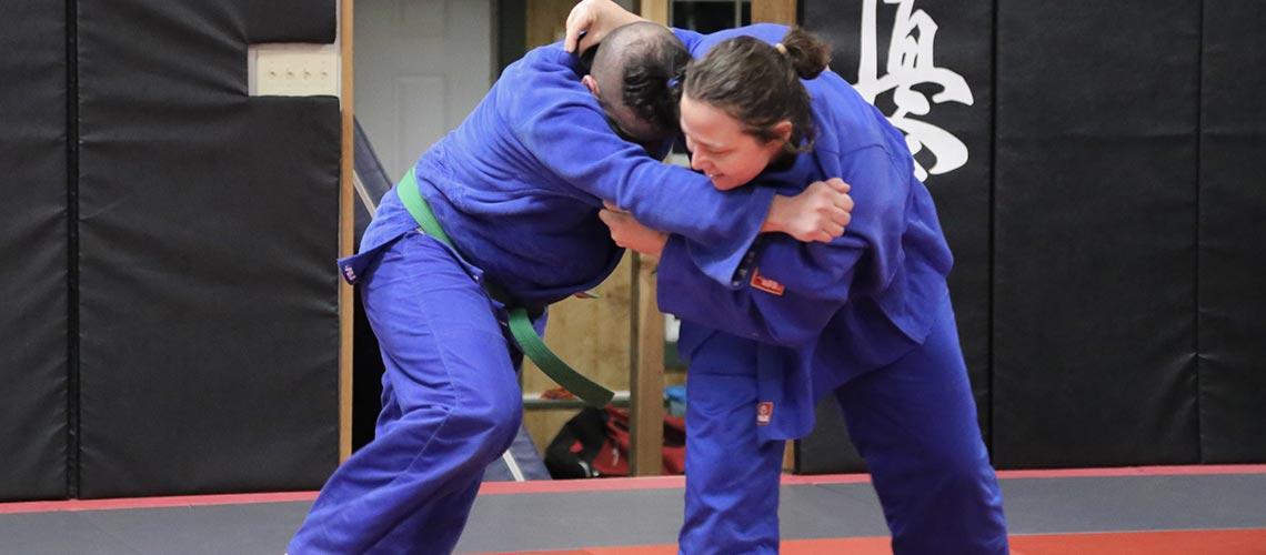 Judo Sparring